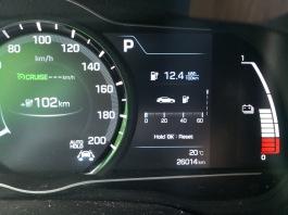 Pro Rast Ilz - povprečna poraba 12,4 kWh / 100 km