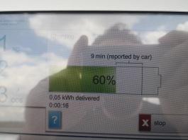 OMV / McDonald's - ABB 50 kW hitra polnilnica. Nikoli ne razočara!