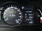 E.ON Pisek - povprečna hitrost 57 km/h. Ni avtoceste, pozna pa se tudi omejitev 50 km/h skozi naselja.