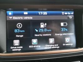 E.ON Pisek - na GOM še za 83 km